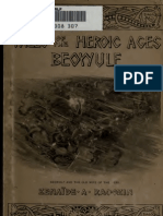 Ragozin - Beowulf the Hero of the Anglo-Saxons (1900)
