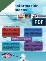 Biotransformacion de Farmacos