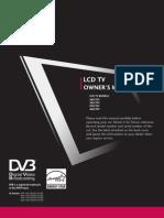 LG TV 32LC7D-AB