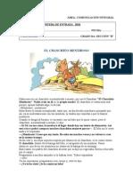 PRUEBAS DE ENTRADA PARA 3er GRADO PRIMARIA
