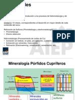 Clase 1 Refinación minerales