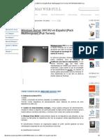 Windows Server 2003 R2 en Español [Pack Multilenguaje] (Full Torrent) _ PROGRAMAS WEB FULL