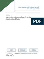 GICO - Metodologia e Epistemologia Da Análise