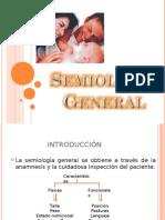 Semiologia General
