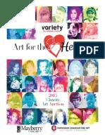 Variety 2015 Catalogue