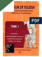 1995 Agricultura Tradicional en Mexico