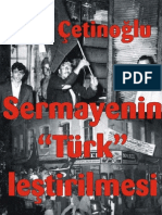 Sermayenin Türkleştirilmesi - Suat Çetinoğlu