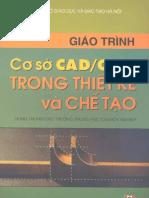 Co So CAD CAM Trong Thiet Ke Che Tao