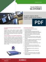 Hoja Técnica System I I_IP SP