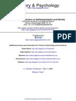 Theory Psychology 2005 Andacht 51 75