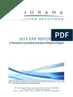 2015 ERP Report