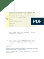 Creacion Reportes SAP