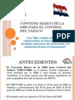 Presentacion Ley Del Tabaco