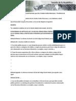 12-03-15 Reforman los artículos 222 y 222 Bis Del Código Penal Federal