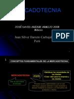 Mercadotecnia Jose D. Arzabe - Silver Barreto 2015