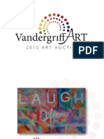2010 Vandergriff Art Auction SlideShow