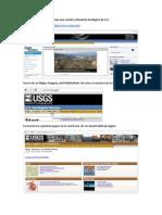 Crear Cuenta USGS