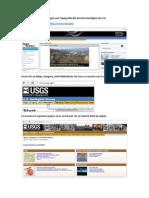 Descargar Una Topografia Desde USGS
