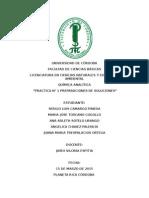 Informe de Quimica Analitica 10032015
