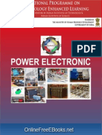 Power Electronic-EE IIT Kharagpur