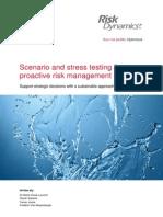 Risk Dynamics White Paper - Scenario & Stress Testing