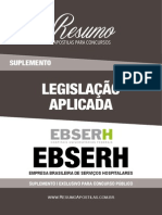 EBSERH-LegislacaoAplicada-Suplemento