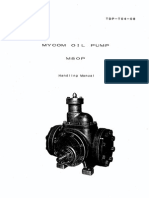 M80 Oil Pump Manual