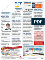 Pharmacy Daily for Thu 27 Aug 2015 - APC convenes Colloquium, ASMI innovation focus, New Chemmart executive director, Travel Specials and much more