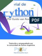 TutorialPython3 Libre