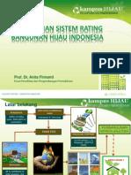 2 Sistem Rating Sosialisasi Nasional