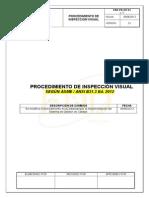 End-pr-ivt-01 Procedimiento Vt Asme b31.3 -2010