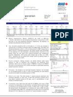 Bonia Corporation berhad :Margin Recovery In Sight - 01/03/2010