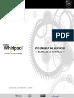 Manual de Servicio. Lavadora VMW_español