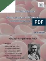 SISTEMA HEMATO - Grupos sanguíneos ABO(H) e Rh.pdf