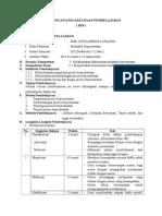 RPP dokumentasi Keperawatan