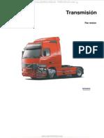 Manual Par Motor Transmision Camiones Volvo Medicion Relacion Engranajes