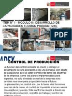 Diapositivas control Prod y Capa. Prod II-nuevo
