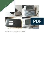 Besta Touchscreen Talking Dictionary CD