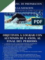 diapositivas natacion programa de preparacion de la natacion