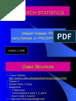 statistics lessons