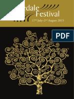 Ryedale Festival Brochure 2015