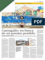 Cantagallo, En Busca de Un Paraiso Perdido
