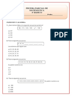 Patrones y Algebra (2)