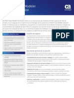 CA ERwin Data Modeler Community Edition DataSheet LAS