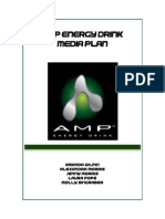 Amp Energy Drink Marketing Plan