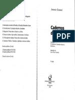 Cadernos Do Carcere - Volume 2 - Os Intelectuais - o Princípio Educativo