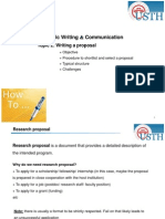 Topic 2_Writing a Proposal