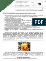 Vanguardias Literarias Del Siglo Xx