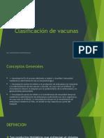 Clasificación de Vacunas 3