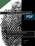 La Biblia Del Footprinting
